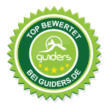 Top bewertet – guiders.de